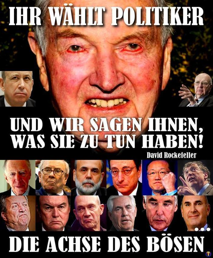 Bilderberger Treffen